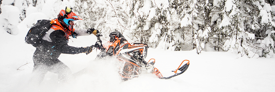 snow mobile motor sports