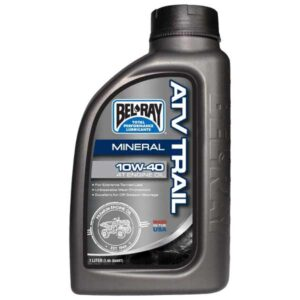 1 litre bel-ray atv trail oil 10w40 grade
