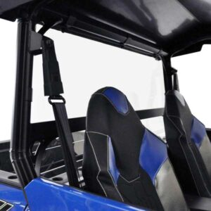 direction 2 brand rear windshield made for polaris atv/utv