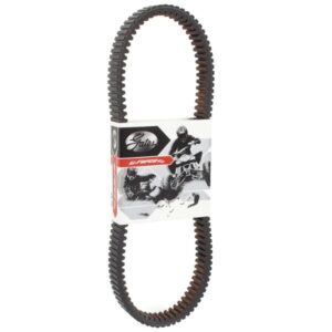 g-force gates carbon cord c12 atv/utv & snowmobile drive belt