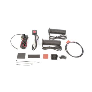 atv heated grip with thumb kits