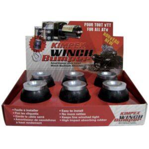 kimpex winch bumper