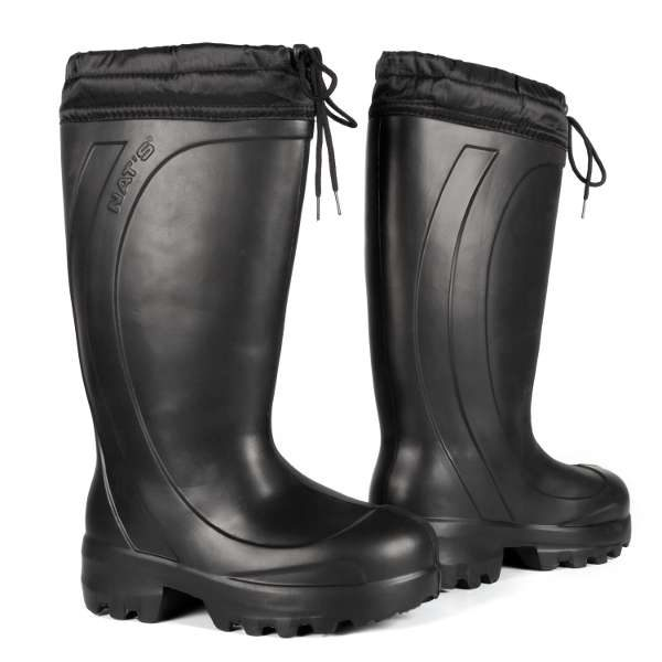 Nat's mens fishing and hunting waterproof boots