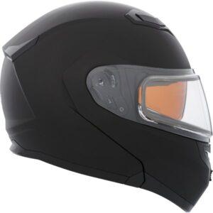 ckx flex modular winter snowmobile helmet