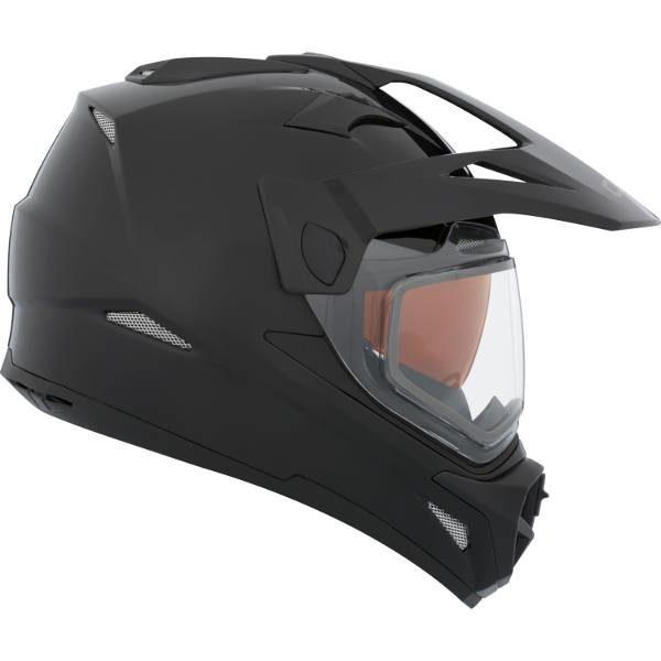 ckx quest backcountry winter snowmobile helmet