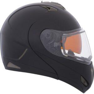 ckx tranz rsv modular helmet snowmobile