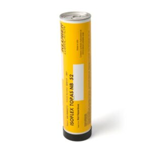 kluber isoflex nb52 grease tube