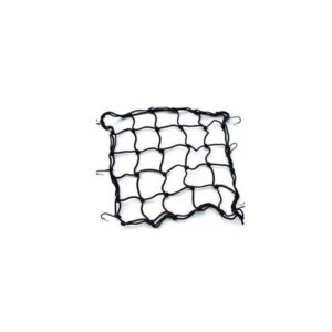 15 inch by 15 inch bungee cargo net for snowmobiles