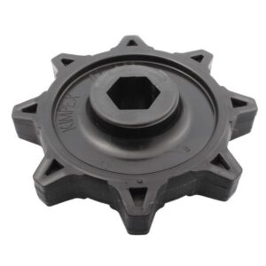 snowmobile track sprocket
