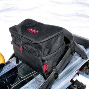 snobunje brand tunnel bag for snowmobiles